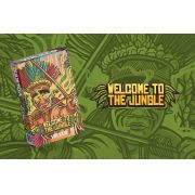 Volker - Welcome To the Jungle (limão) 50g