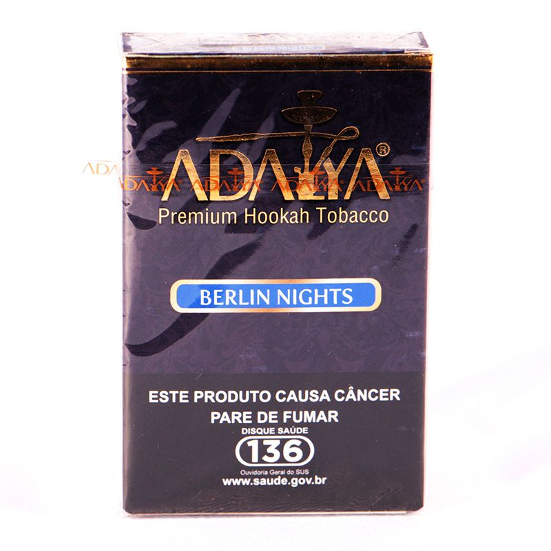 Adalya - Berlin Nights 50g