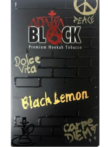 Adalya - Black Lemon 50g