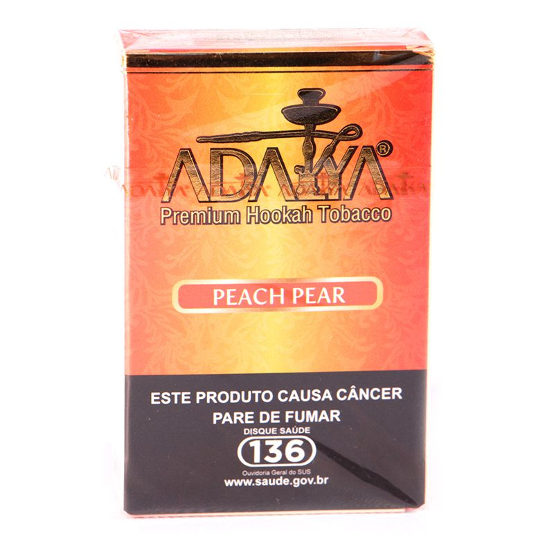 Adalya - Peach Pear 50g