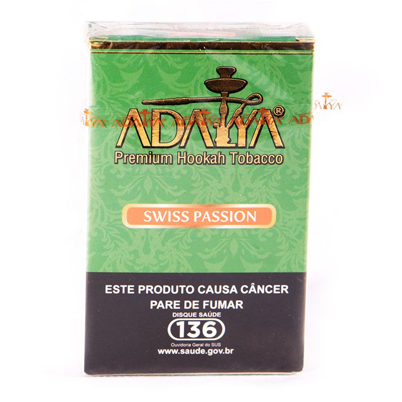Adalya - Swiss Passion 50g