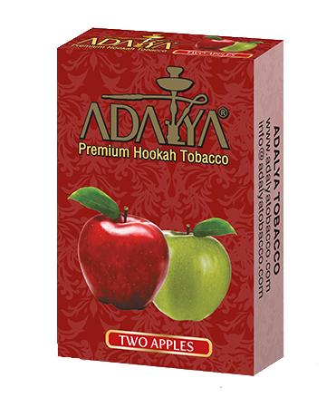 Adalya - Two Apples Mint 50g