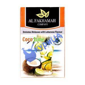 Al Fakhamah - Coco Lime 50g
