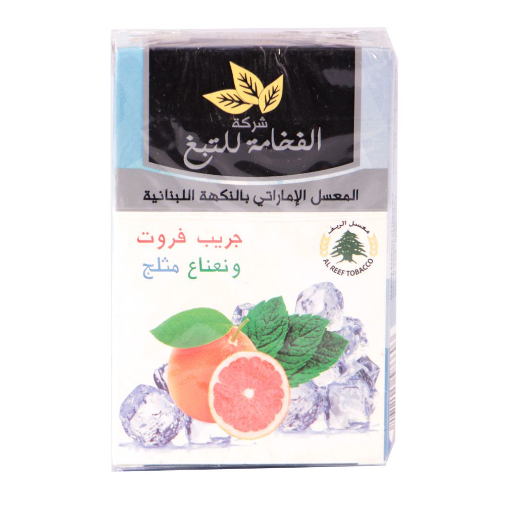 Al Fakhamah - Freeze Grapefruit e Mint 50g