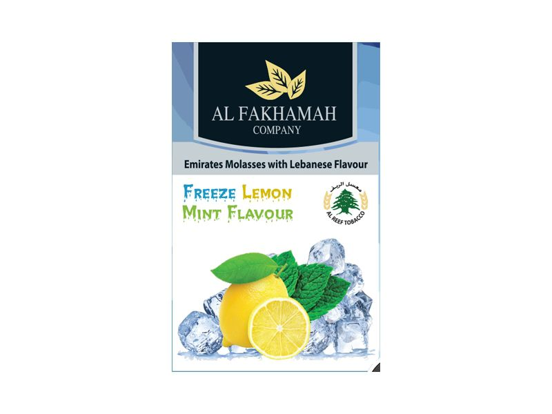 Al Fakhamah - Freeze Lemon Mint 50g