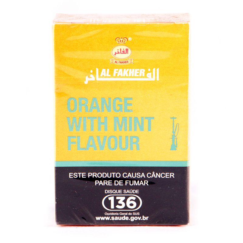 Al Fakher - Orange with Mint 50g