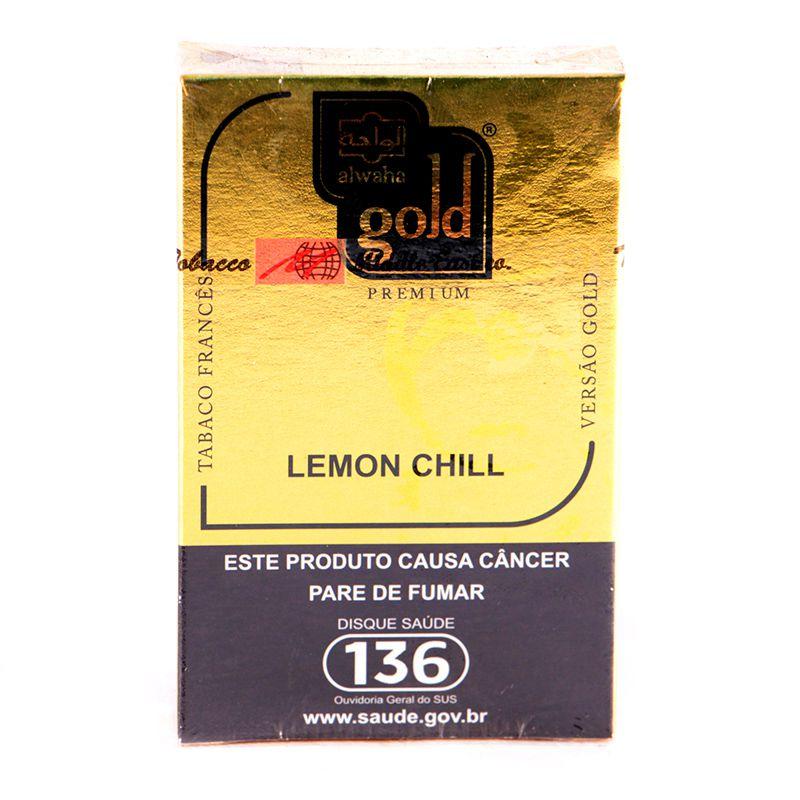 Alwaha Gold - Lemon Chill 50g