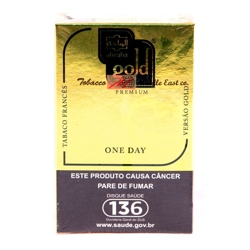 Alwaha Gold - One Day 50g