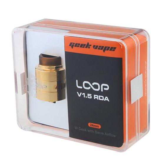 Atomizador Geek Vape - Loop RDA V1.5