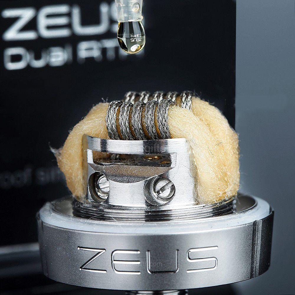 Atomizador Geek Vape -  ZEUS DUAL RTA