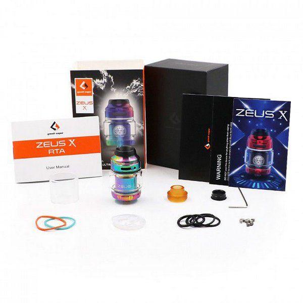 Atomizador Geek Vape - ZEUS X RTA