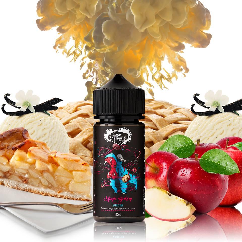 B-Side Juices - Apple Sin 30 ml