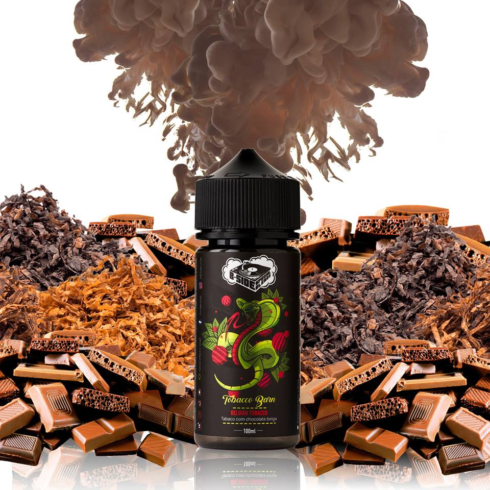 B-Side Juices - Belgian Tobacco 30 ml
