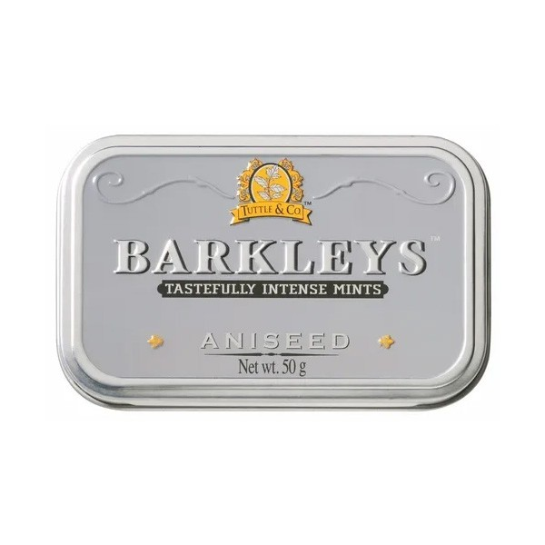 Bala Barkleys Aniseed