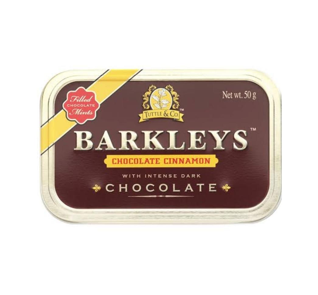 Bala Barkleys Chocolate Cinnamon