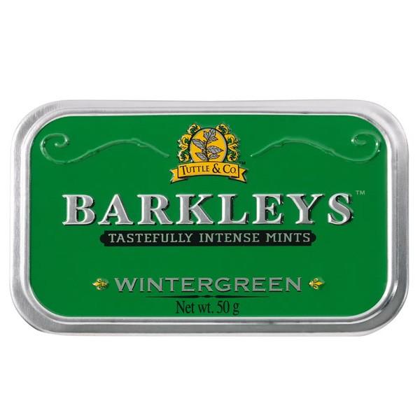 Bala Barkleys Wintergreen