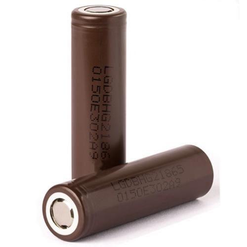 Bateria Unidade - LG Chocolate HG2 18650 3000mah 3.7V