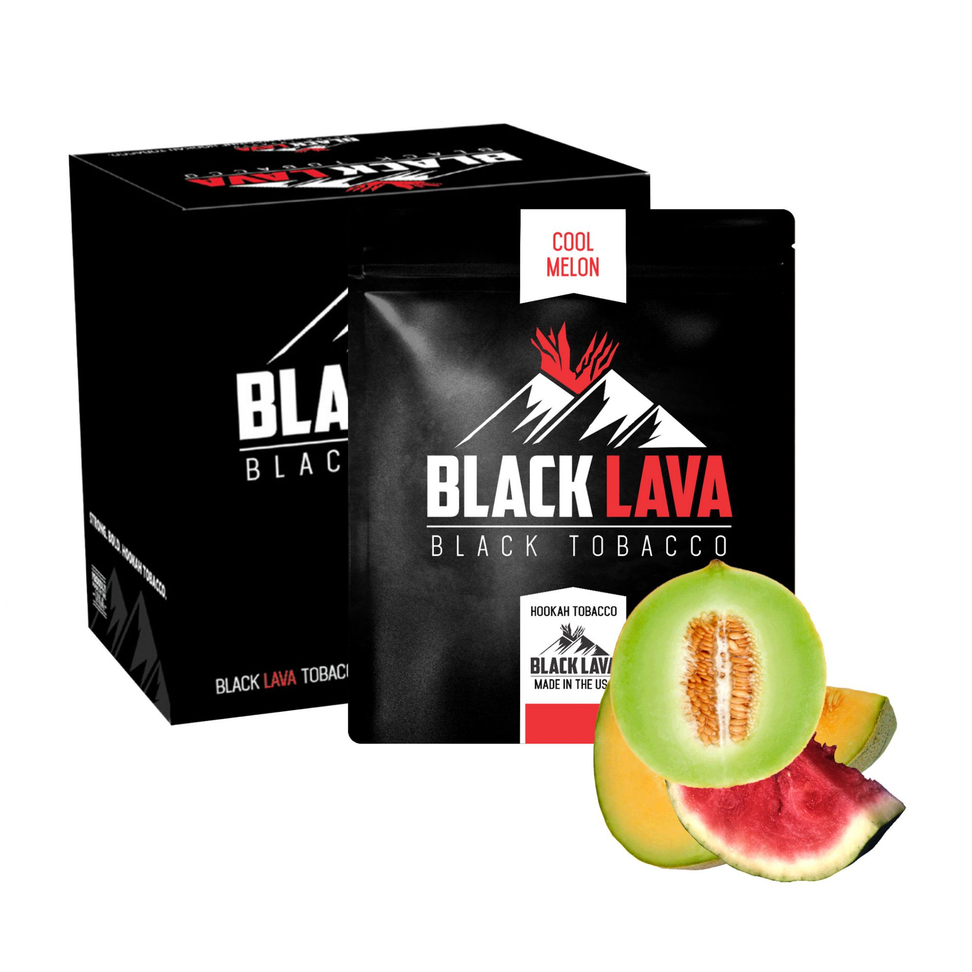 Black Lava - Cool Melon 200g