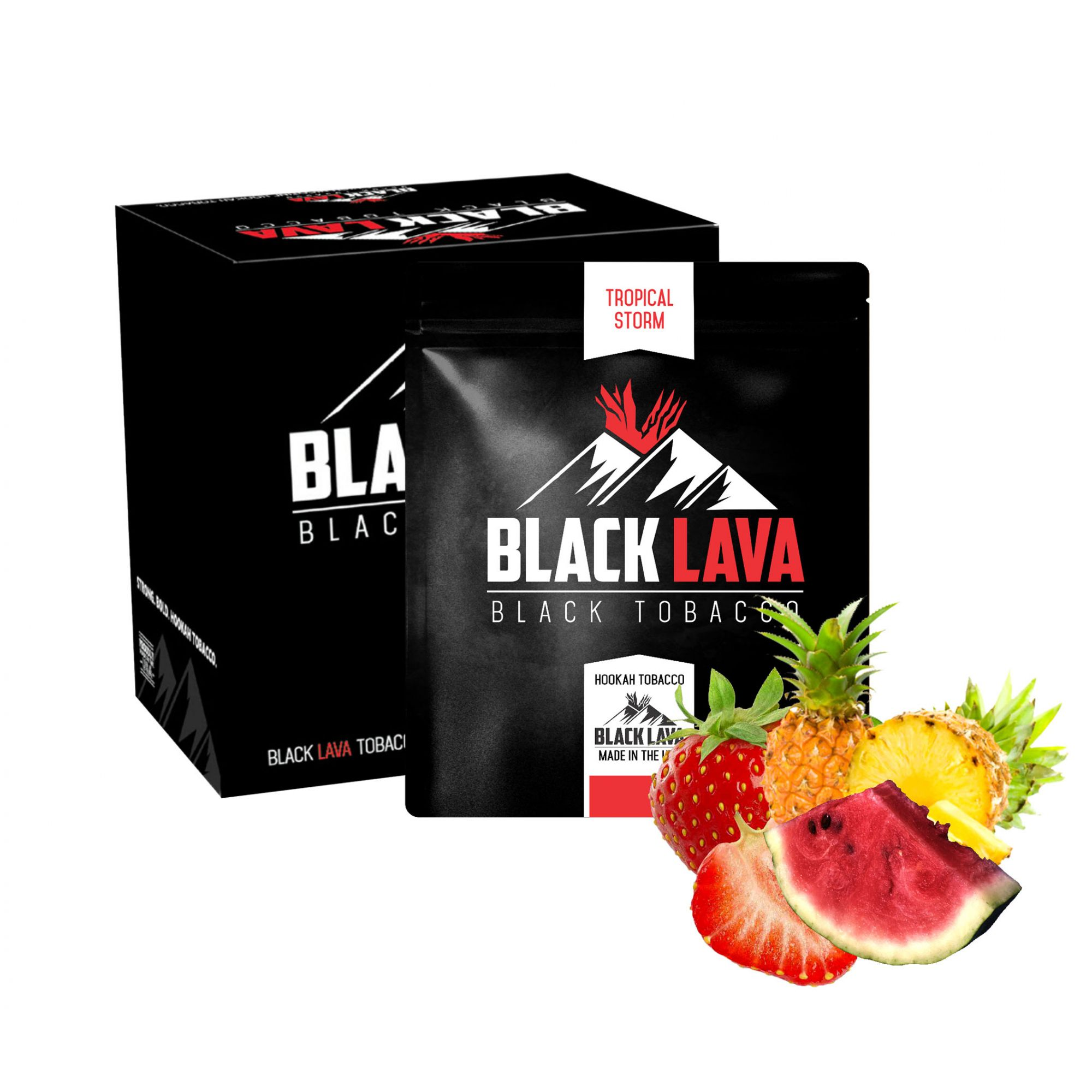 Black Lava - Tropical Storm 200g