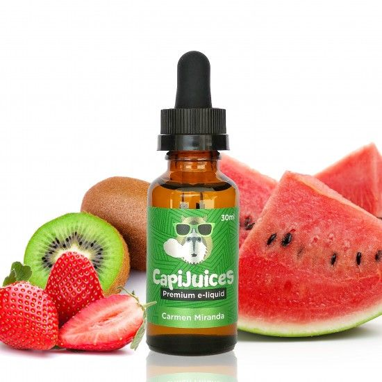 Capijuices - Carmen Miranda 30 ml