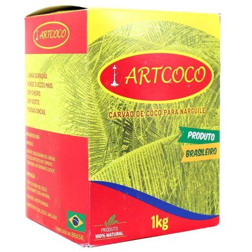 Carvão Coco - Artcoco 1kg