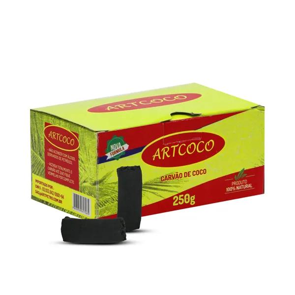 Carvão Coco - Artcoco 250g