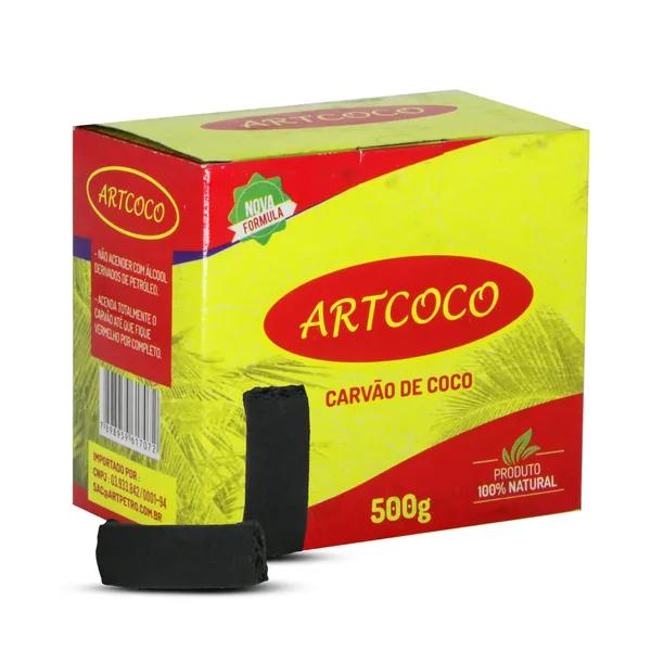 Carvão Coco - Artcoco 500g