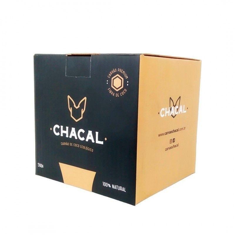 Carvão Coco - Chacal 500g