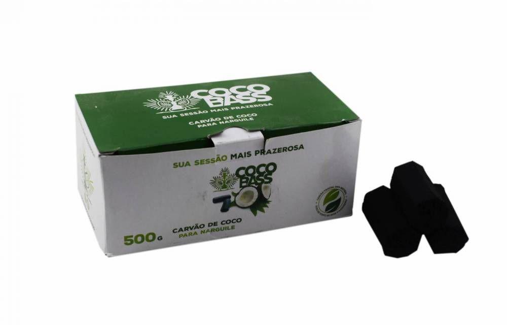 Carvão Coco - Cocobass 500g