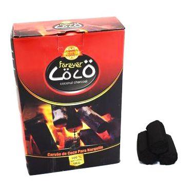 Carvão Coco - Forever 1kg