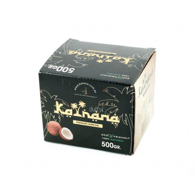 Carvão Coco - Kanara 500g
