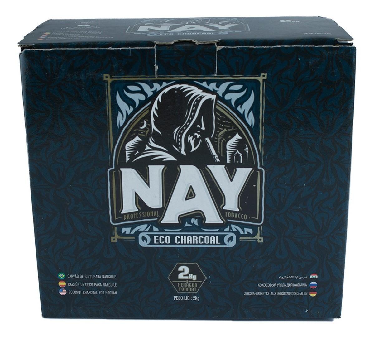 Carvão Coco - Nay 2kg