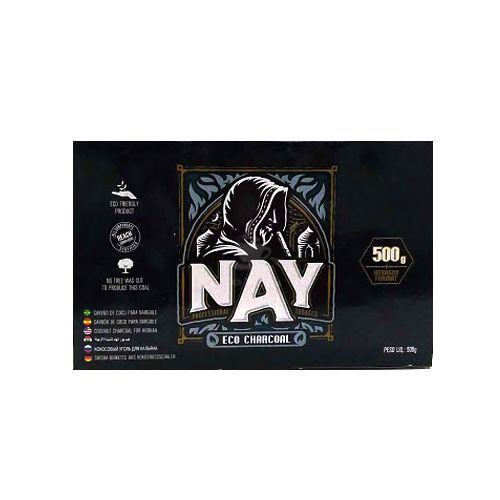 Carvão Coco - Nay 500g