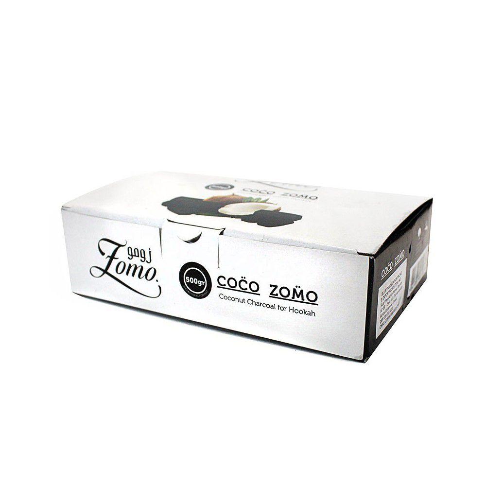 Carvão Coco - Zomo 500g