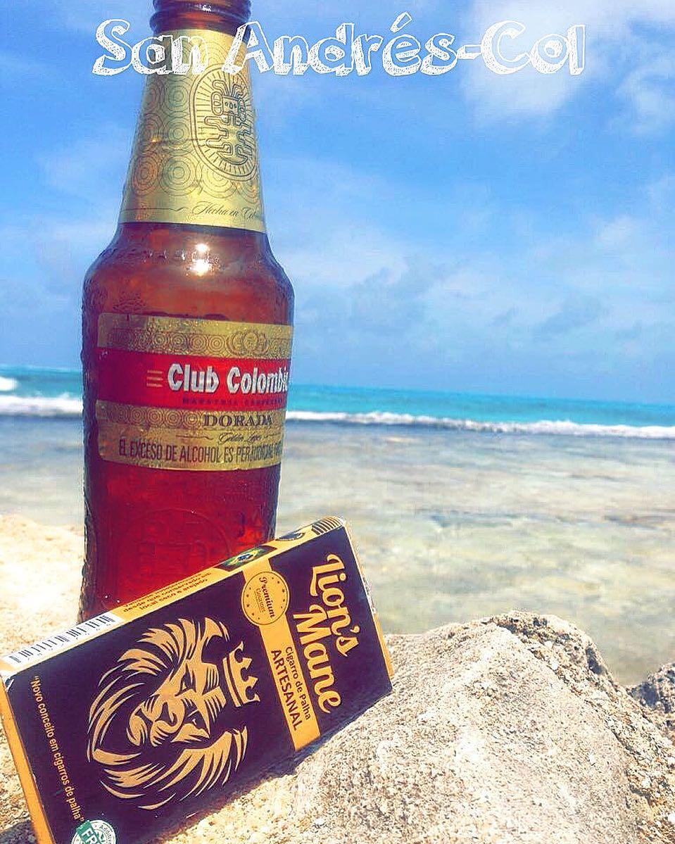 Cigarro de Palha - Lion´s Mane