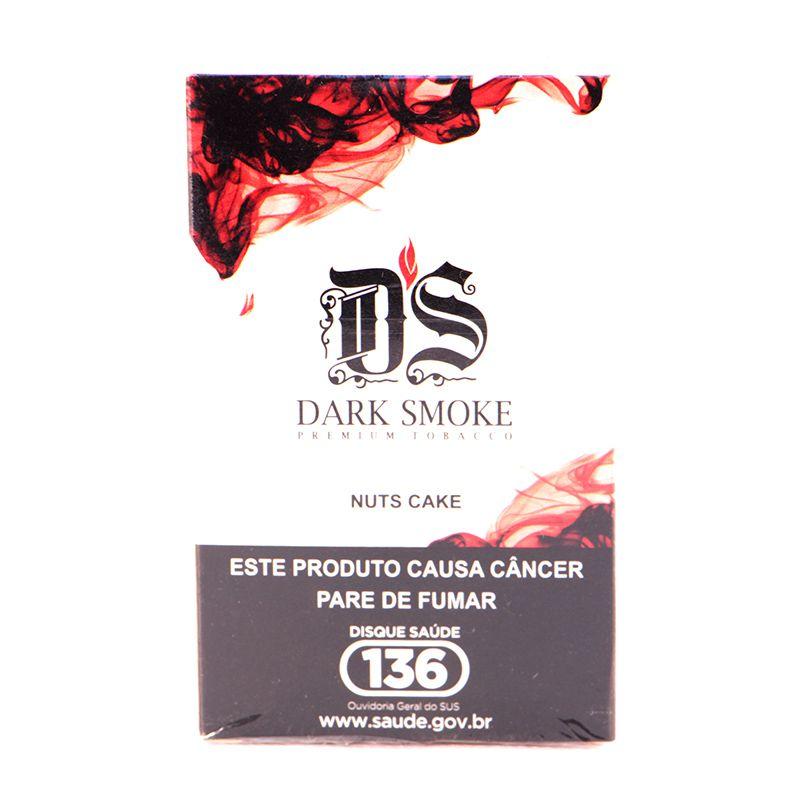 Dark Smoke - Nuts Cake 50g