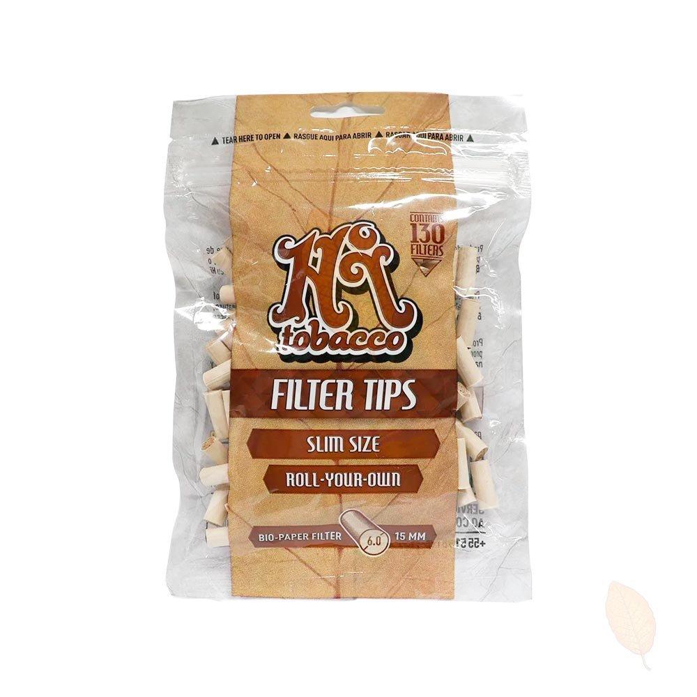 Filtro Hi Tobacco Bio Slim 6mmx1.5mm
