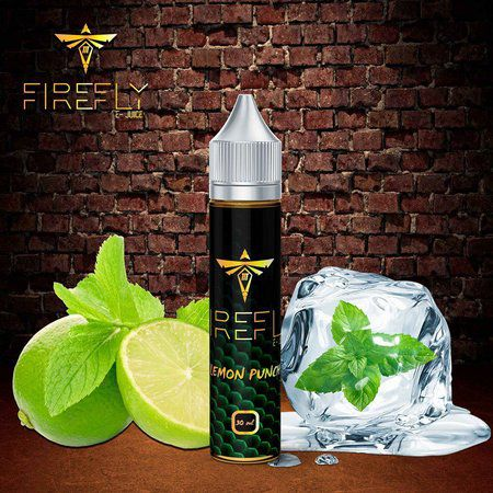 Firefly Juices - Lemon Punch 30 ml