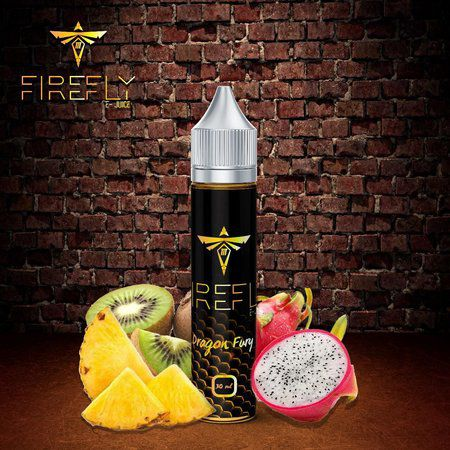Firefly Juices - Nic Salt Dragon Fury
