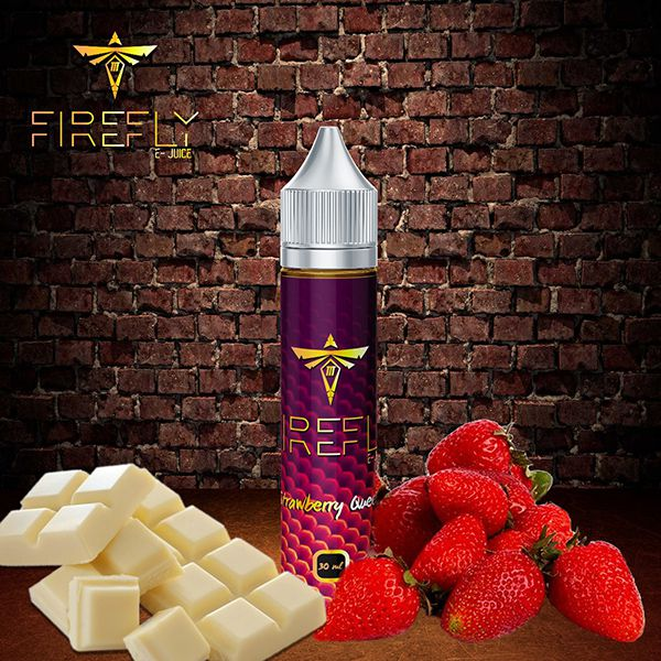 Firefly Juices - Strawberry Queen 30 ml