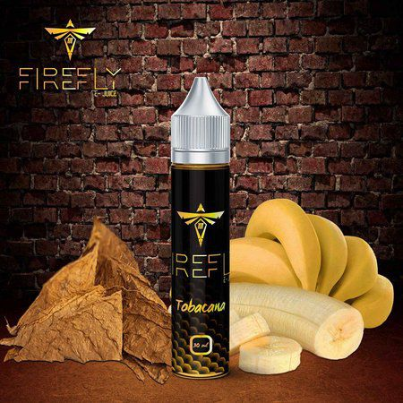Firefly Juices - Tobacana 30 ml