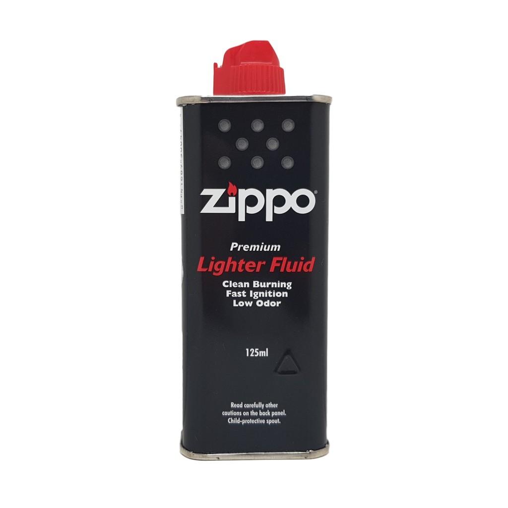 Fluido Isqueiro Zippo Lata 125ml