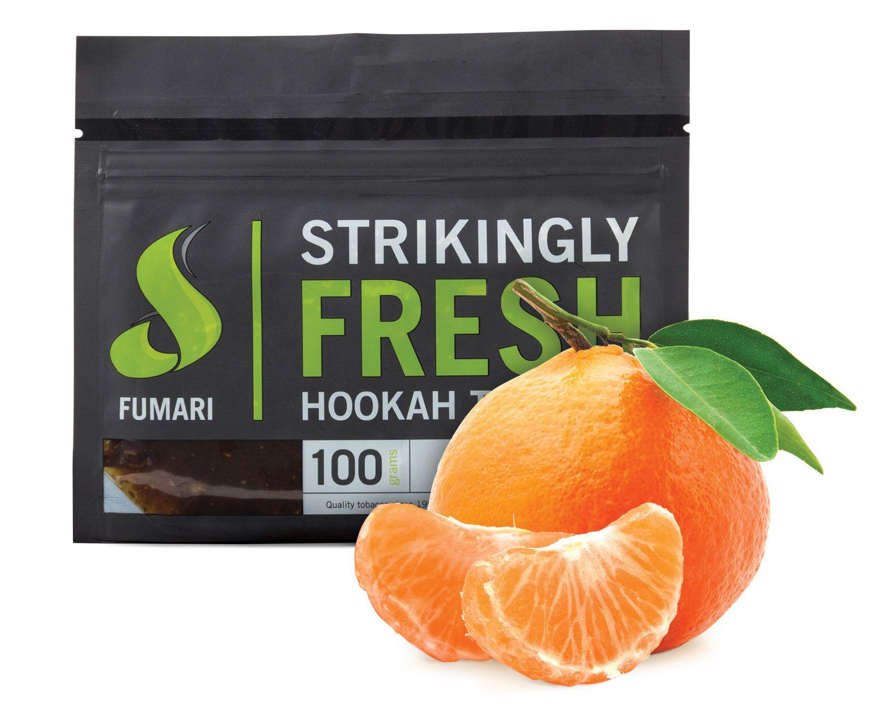 Fumari - Mandarin Zest 100g