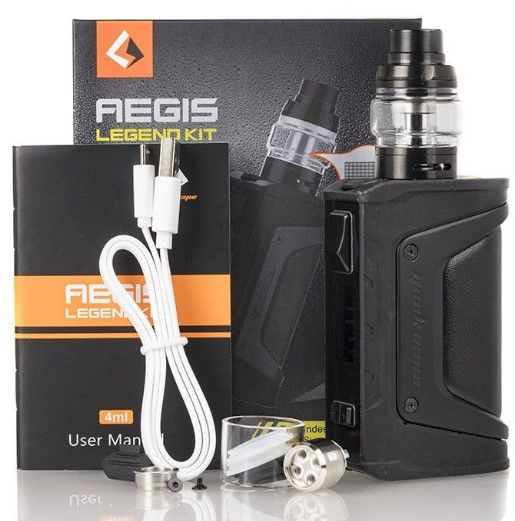 Vaporizador Geek Vape - Aegis Legend Kit 200W