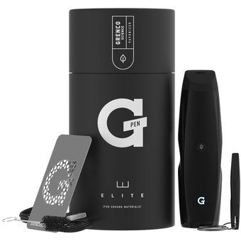 Grenco Science Vaporizer - Gpen Elite ( for ground material )