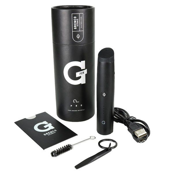 Grenco Science Vaporizer - Gpen Pro ( for ground material )