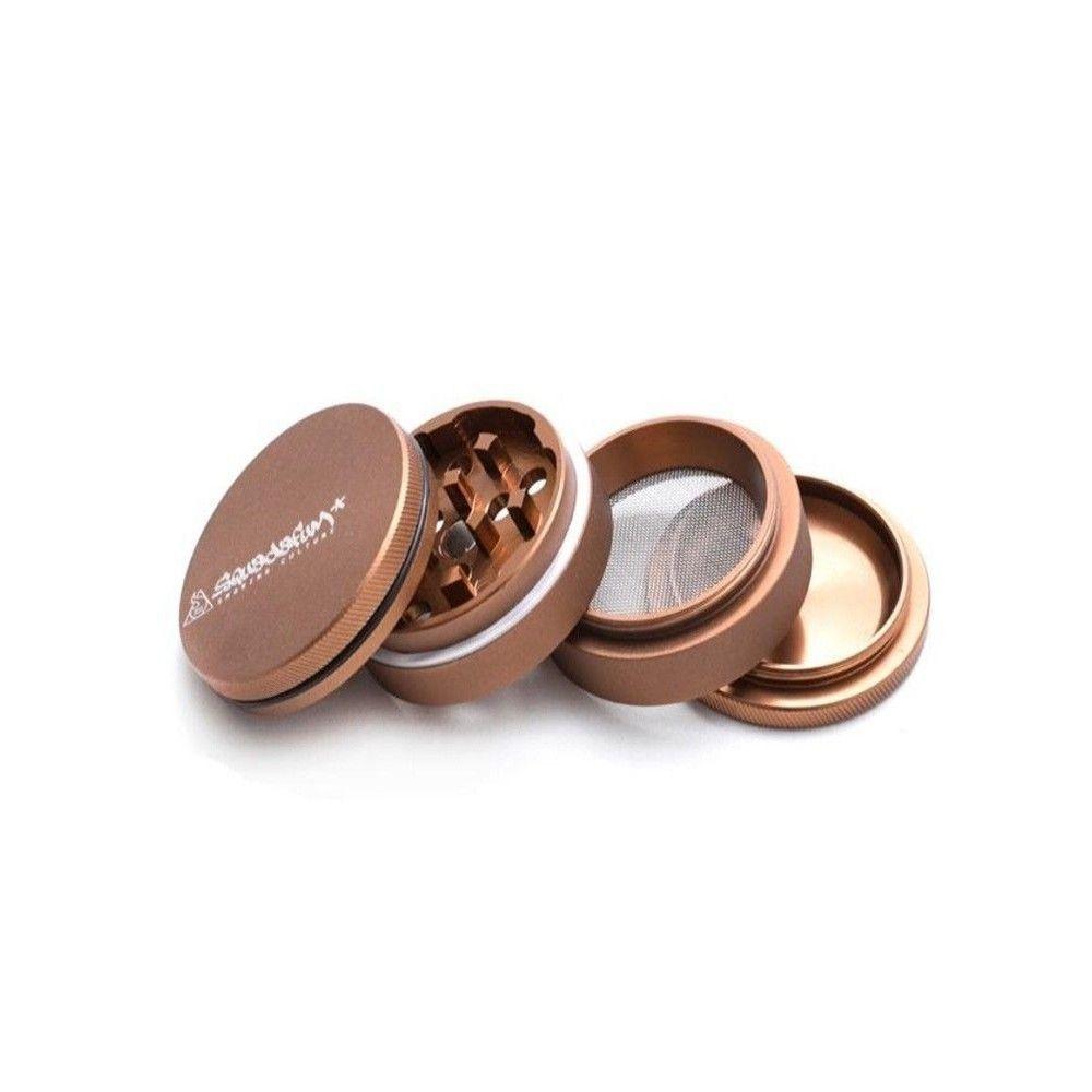 Grinder Squadafum Metal Premium 5.1cm 4 partes