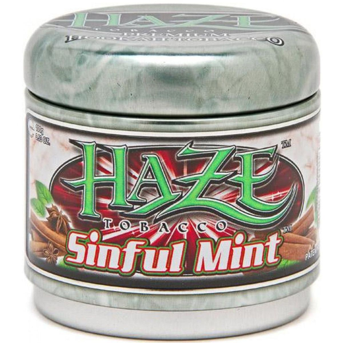 Haze - Sinfulmint 100g