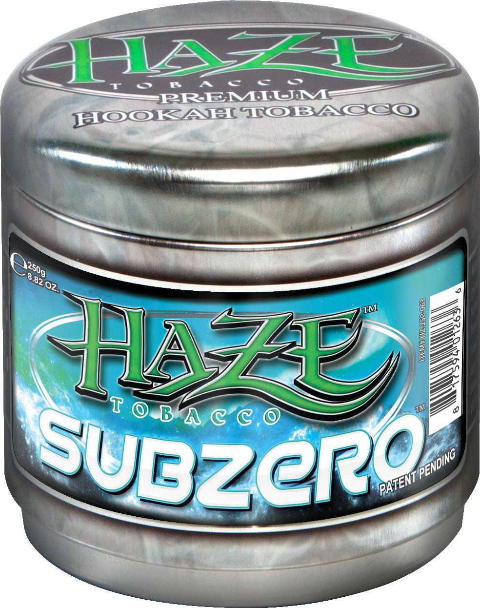 Haze - Sub Zero 100g