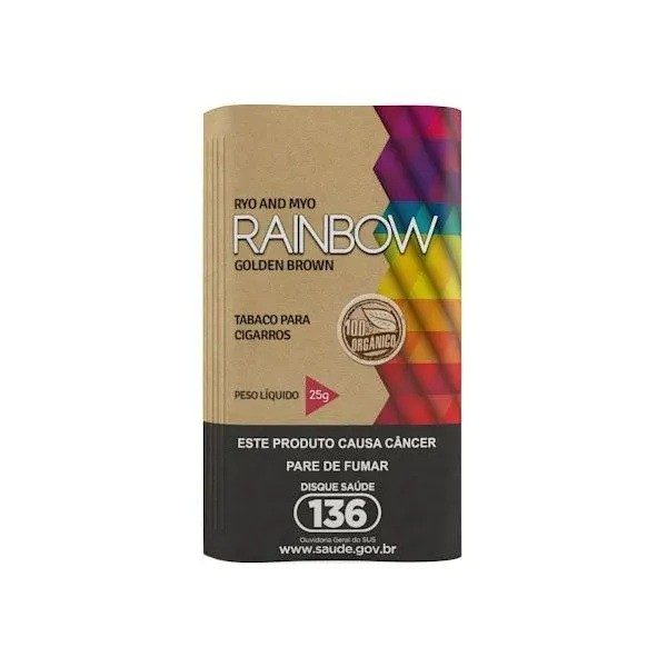 Hi Tobacco - Rainbow Golden Brown 25g
